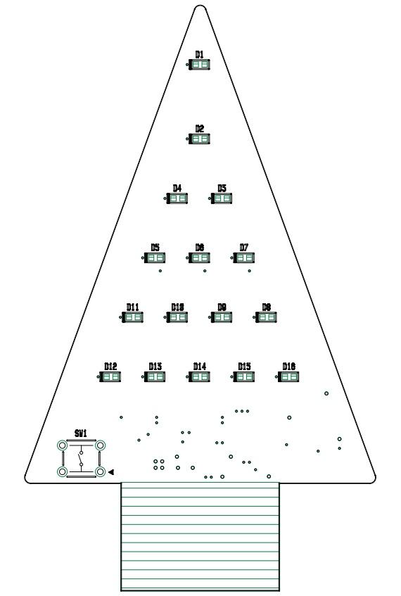 Tree PCB